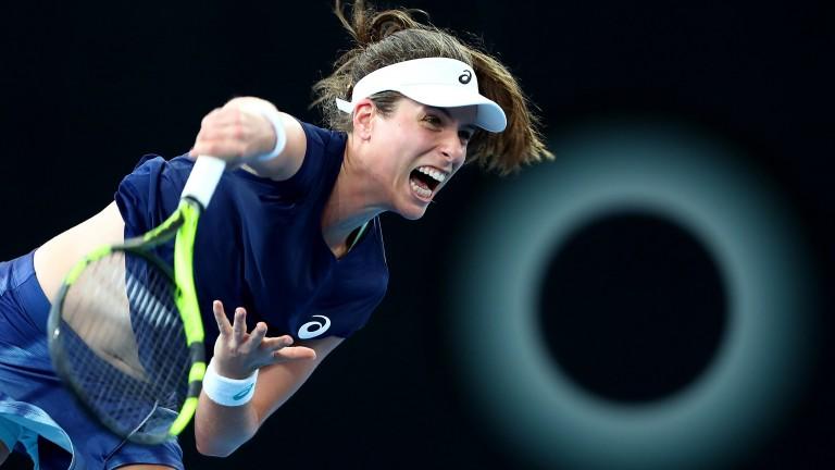 Johanna Konta begins her Sydney defence against Aga Radwanska