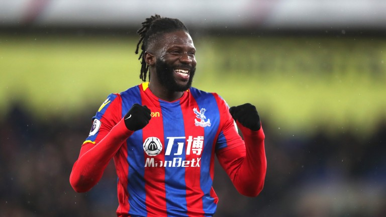 Palace could be all smiles following their clash with Brighton
