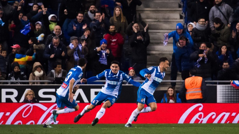 Espanyol have not had much to celebrate away from home this season