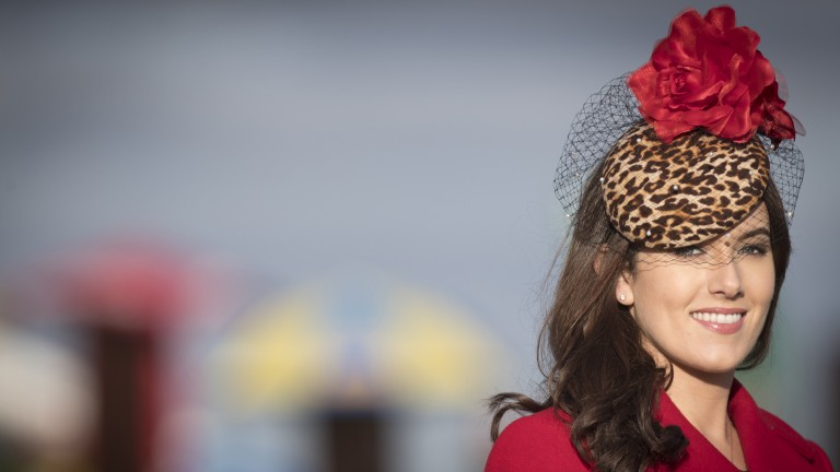 Fashion on Winter Ladies Day at Naas