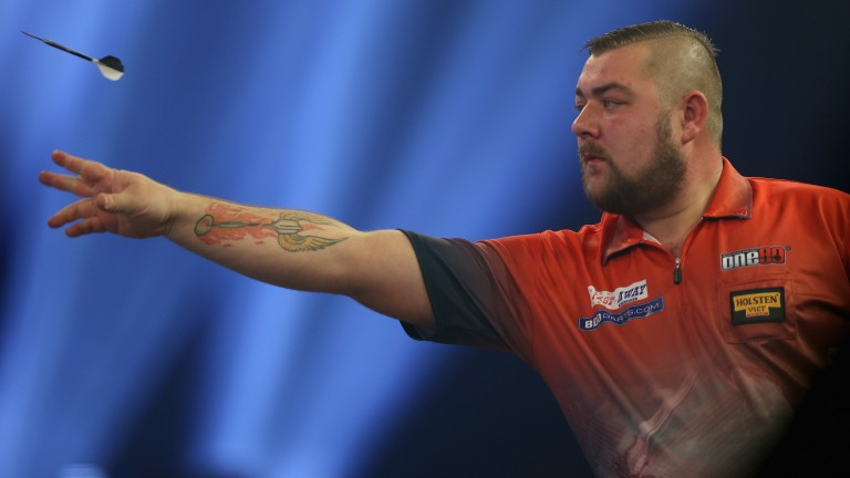 Kent brickie Conan Whitehead is building a reputation for himself at Lakeside