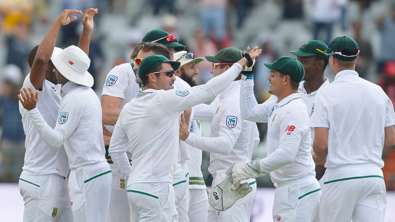 South Africa's pace bowlers proved too sharp for India in the first Test