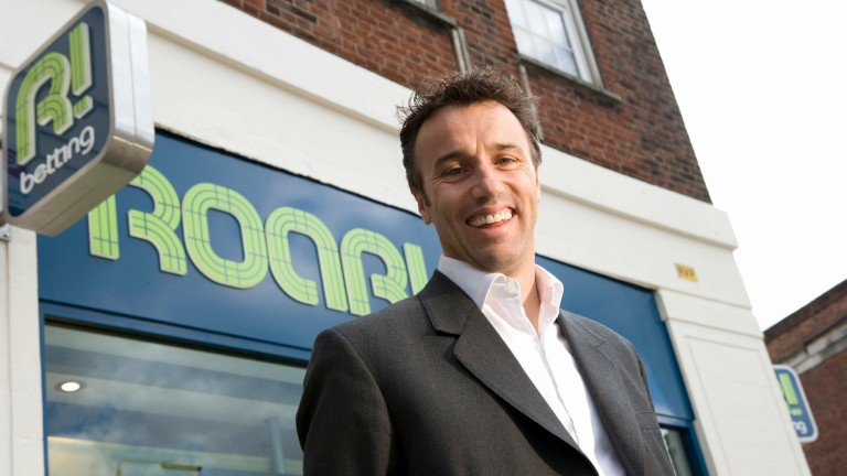 Dominic Ford: has closed two of his three betting shops on the back of the FOBT stake reduction