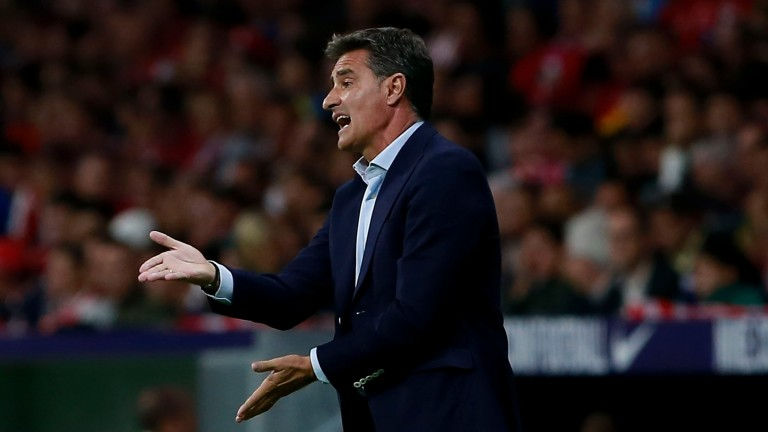 The clock is ticking for under-fire Malaga manager Michel