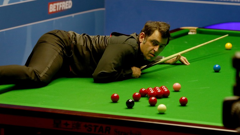 Ronnie O'Sullivan has won back-to-back Masters titles