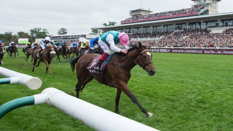 Enable's campaign will be built around trying to win her second Arc
