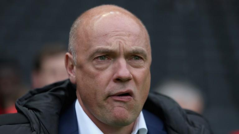 Fleetwood boss Uwe Rosler