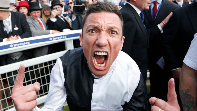 Frankie Dettori: heads to Lingfield for three rides