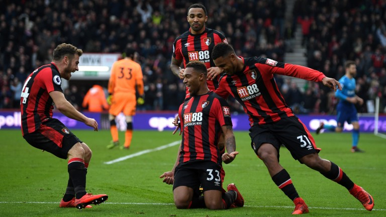 Bournemouth could be celebrating a place in the fourth round