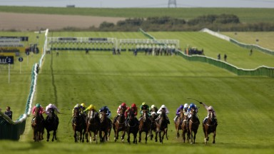 Newmarket: one of the Jockey Club's 15-strong group of racecourses in Britain