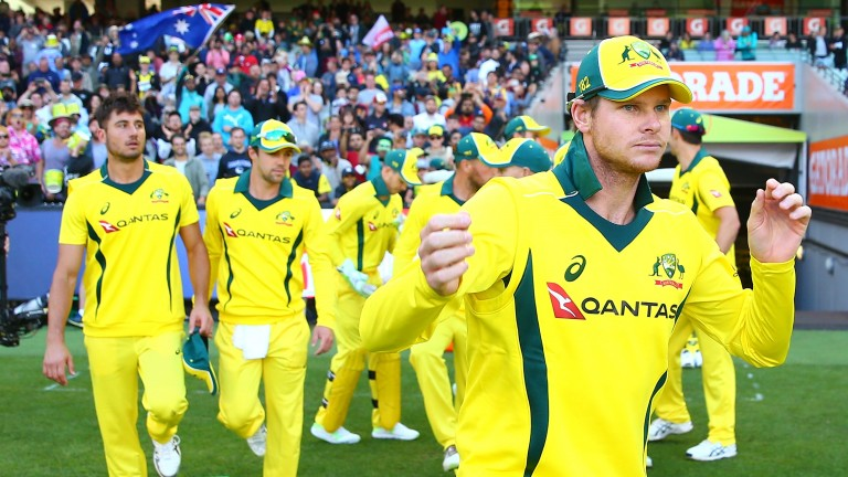 Australia captain Steve Smith (right) needs to lead from the front in Sydney