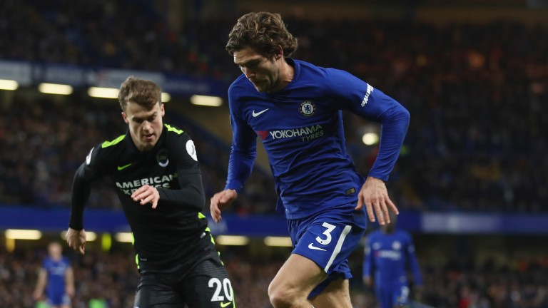 Chelsea were 2-0 victors when the sides met at Stamford Bridge in December