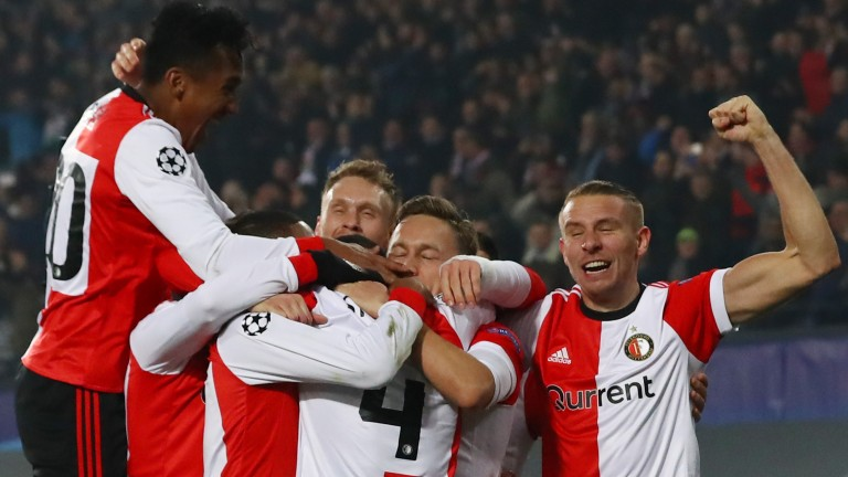 Feyenoord are capable of scoring goals