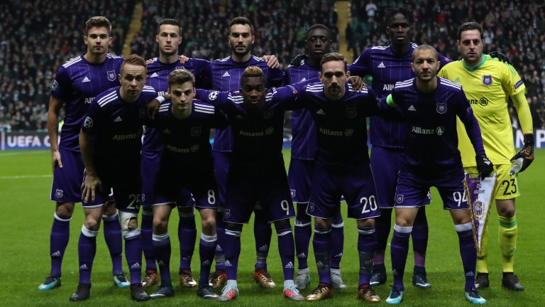 Anderlecht look a value bet