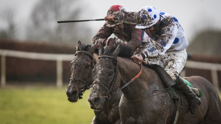 Testing times: the mud will be flying at Navan on Saturday