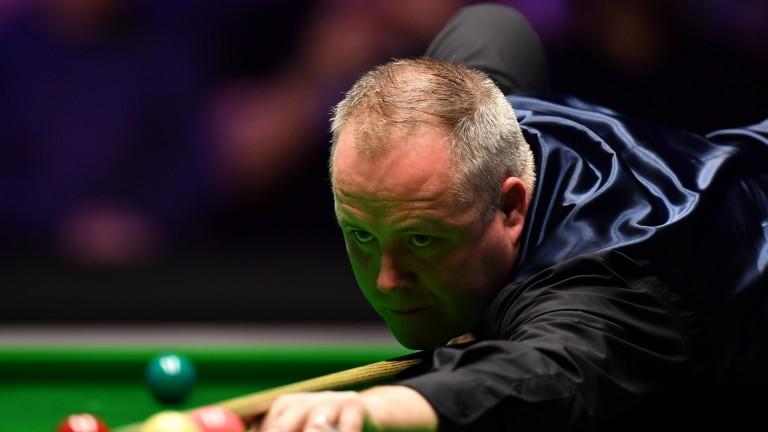 John Higgins meets Mark Allen in the semi-finals of the Masters