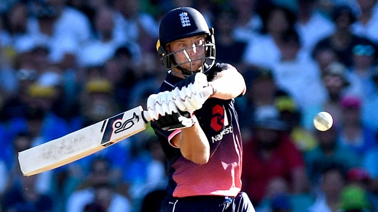Jos Buttler has flourished at the top of the order for Rajasthan