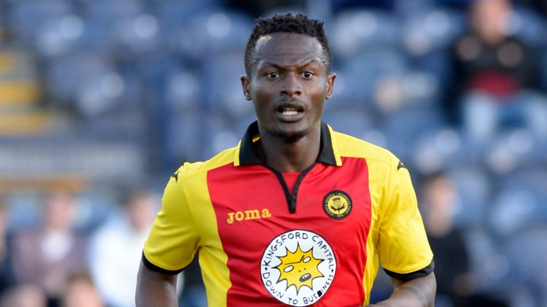 Partick skipper Abdul Osman will relish the scrap with Celtic