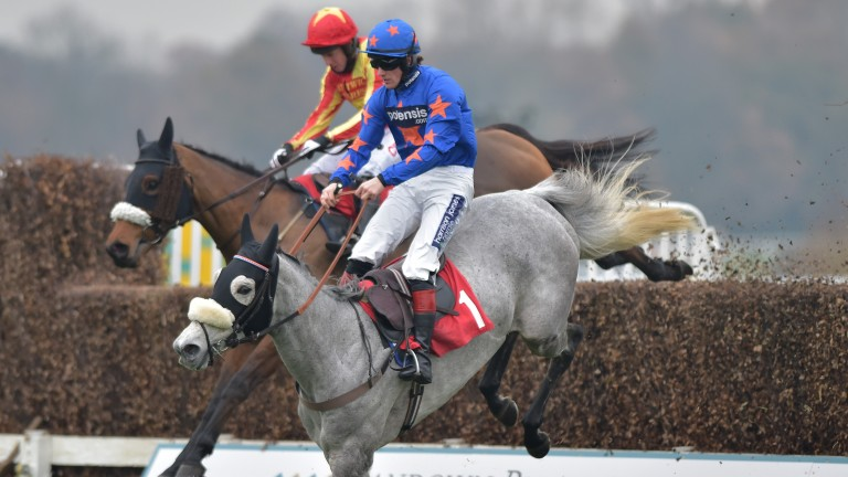 Antartica De Thaix: carries a 4lb penalty for winning a Listed contest at Huntingdon