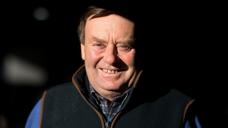 Nicky Henderson: veterans' chase would be welcome, reckons the trainer
