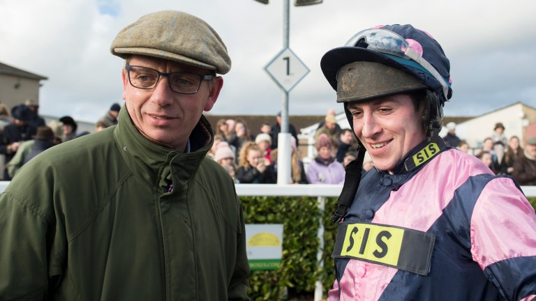 The Warren Greatrex-trained Bailarico is Gavin Sheehan's only ride of the day