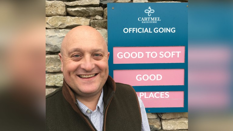 Steve Cooper: the new MD at Cartmel