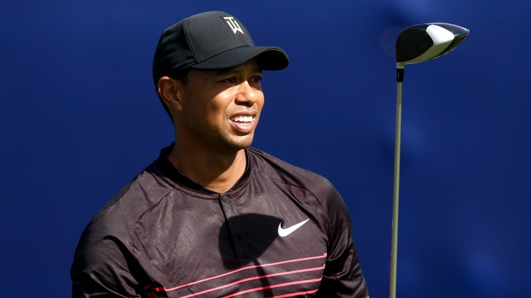 Tiger Woods is back in action at Torrey Pines