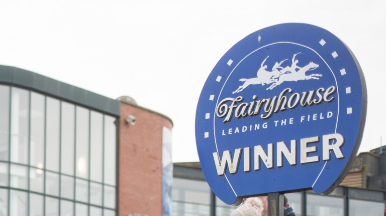 Fairyhouse: stages the Irish Grand National on Monday