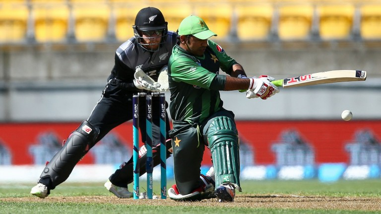 Skipper Sarfraz Ahmed helped his Pakistan side level up the Twenty20 series