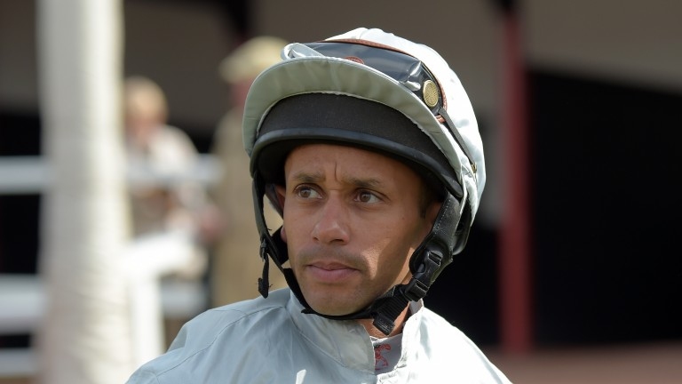 Royston Ffrench: suffered injuries in a Jebel Ali fall
