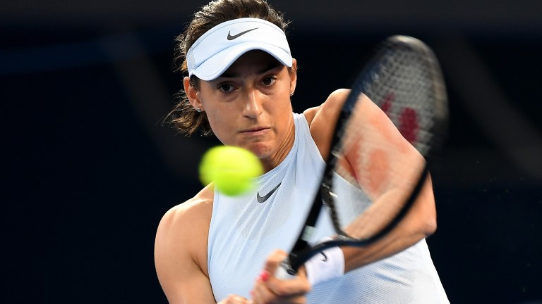 Caroline Garcia could have a big say in Russia