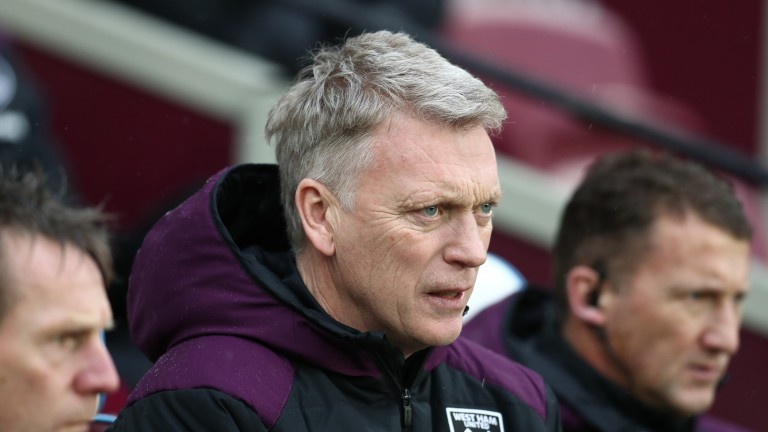 West Ham boss David Moyes