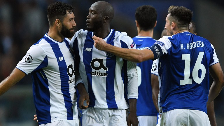 Porto are likely to have more to celebrate