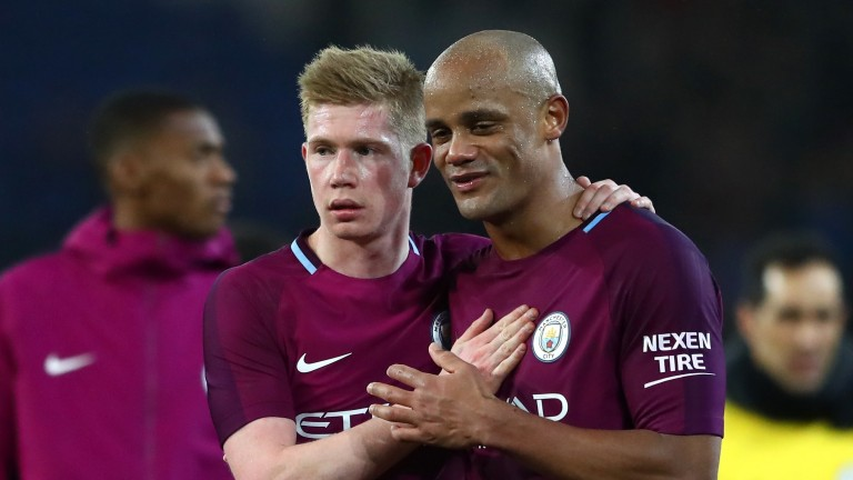Manchester City head to Wigan in the fifth round