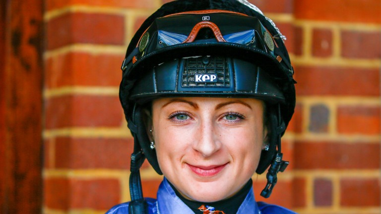 Nicola Currie: first ride for Simon Crisford on Wednesday