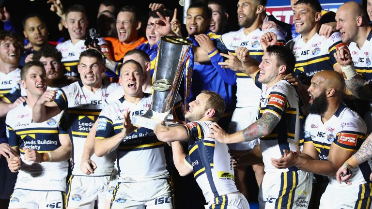Leeds won a record-extending eighth Grand Final in 2017