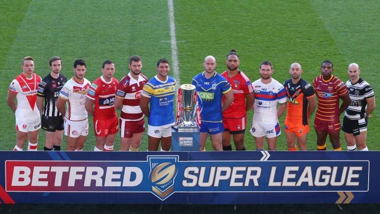 Twelve teams will fight it out for Super League glory