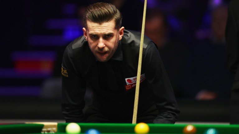 Mark Selby has been handed a kind draw in Berlin