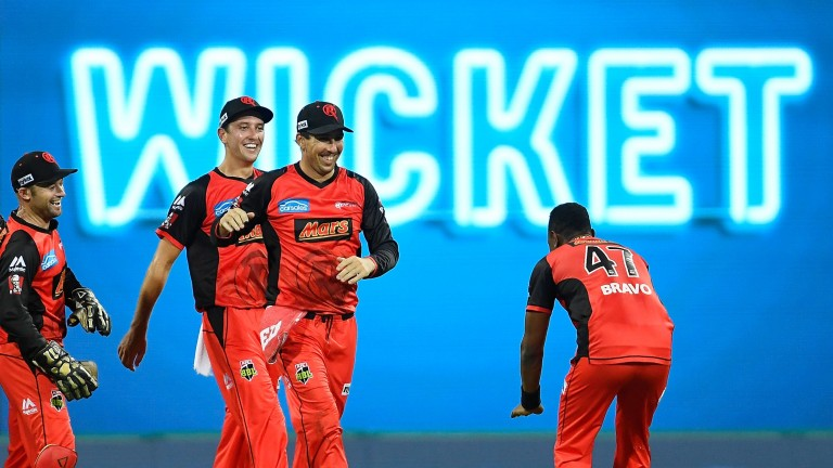 Melbourne Renegades will be hoping for regular strikes in the Big Bash semi-final