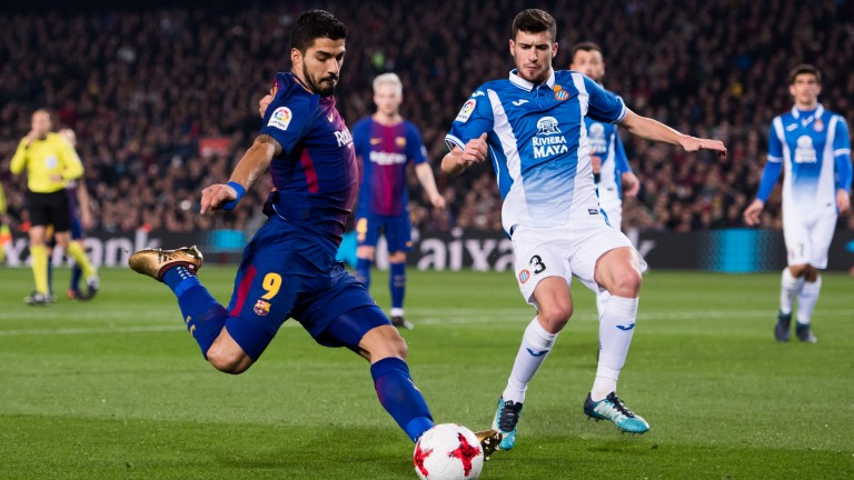 Luis Suarez can shine for Barcelona against Valencia