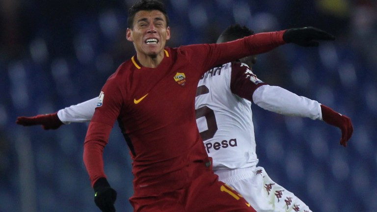 Roma's Hector Moreno has been snapped up Real Sociedad
