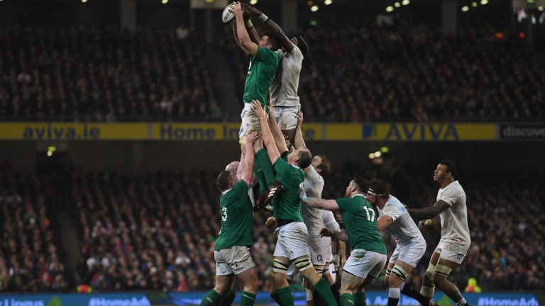 Bookmakers expect England and Ireland to be the main contenders for the Six Nations title