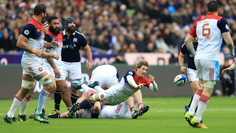 France v Scotland could be a game to savour in the Six Nations