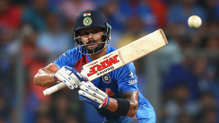 India captain Virat Kohli has scored 429 runs in the first five ODIs