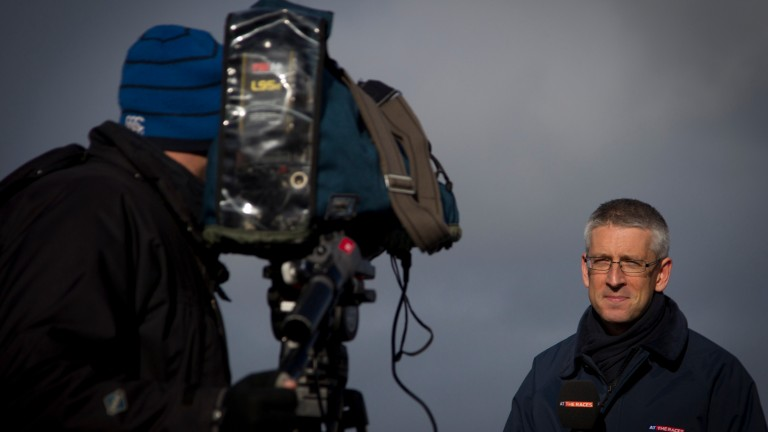 Gary O'Brien will not be broadcasting from Irish tracks for At The Races in 2019 with the channel set to lose its contract to cover the country's meetings