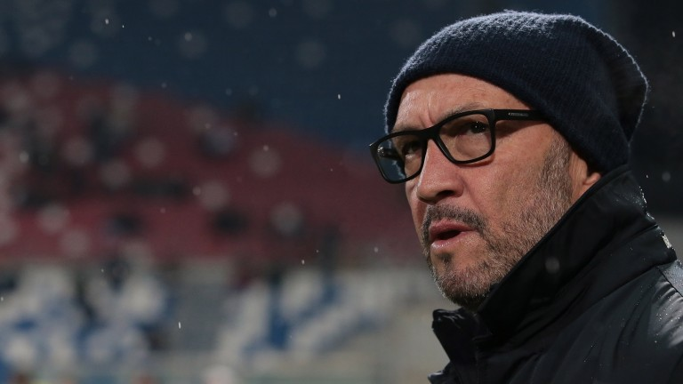 Crotone manager Walter Zenga was an icon at Inter