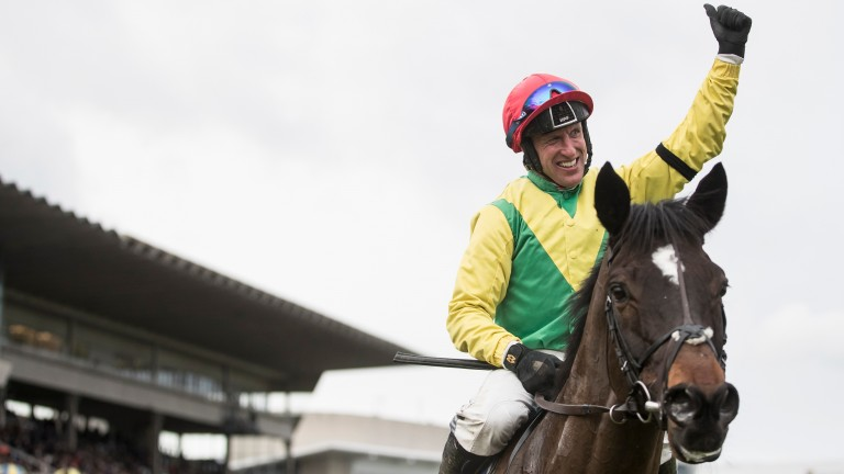Robbie Power: will ride all Potts horses