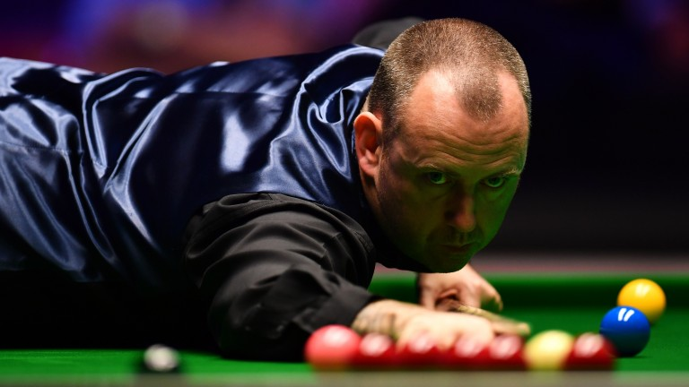 Welsh ace Mark Williams is enjoying an excellent season