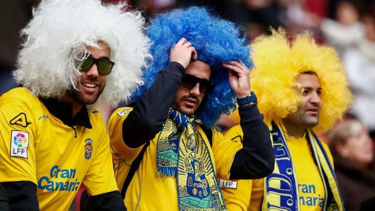 Las Palmas fans could be set for a rare celebration