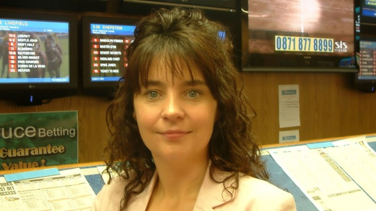 Sharon Byrne: claims mooted tax hike would make 300 betting shops unviable, with 1,500 job losses